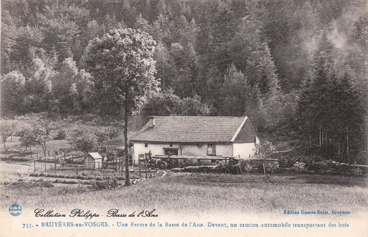 Album de Cartes Postales Anciennes des catégories 1 à 18. Le premier document précise la liste des catégories.