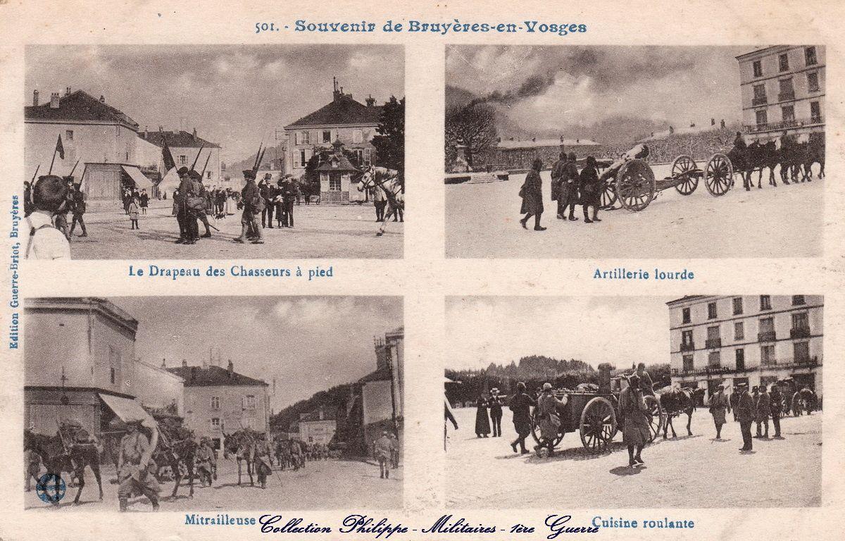 Album de Cartes Postales Anciennes de s catégories 19 à 38. Le premier document précise la liste des catégories.