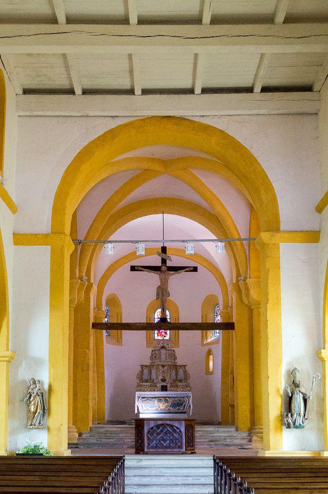Voisine de Bruyères, l'Eglise romane de l'Assomption de Notre Dame de Champ-le-Duc a été construite au 12 e siècle. Elle est classée aux monuments historiques depuis le 7 mars 1908.