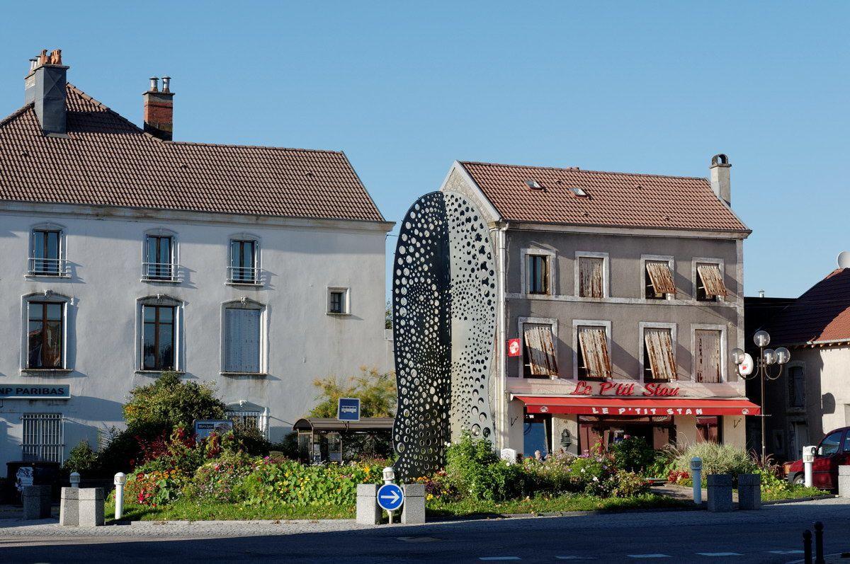 Photographies de la Place Stanislas et de ses abords.Photographies de l'Office du Tourisme Vallons des Vosges