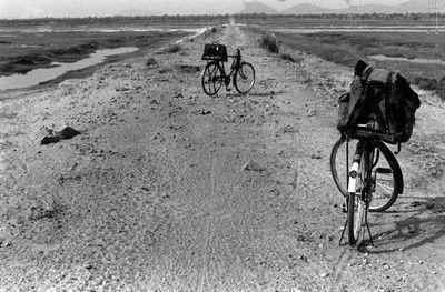 3-Vélo désert