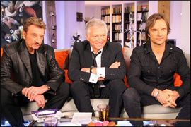Laurent boyer propose le meilleur de johnny hallyday sur m6 le zapping du paf - Laurent boyer sa fille ...