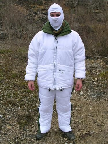 Ensemble Grand Froid Snowstorm Snugpak 22sas12 Reconstitution Milsim