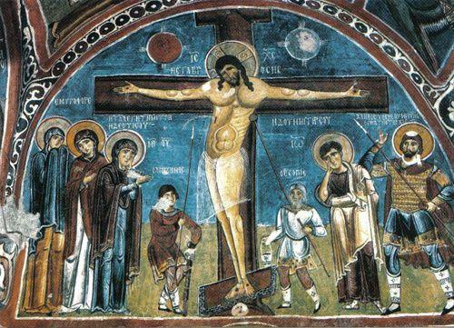 Goreme Karanlik Crucifixionjpg