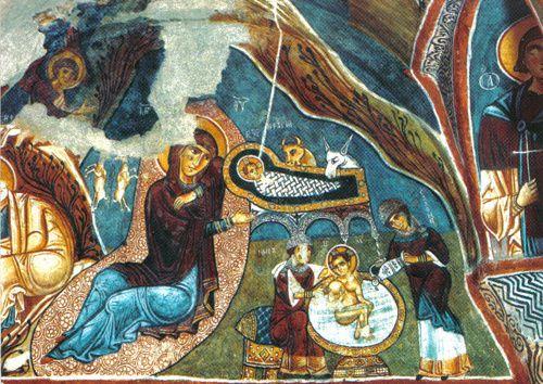 Goreme Karanlik Nativité