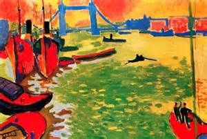 F Derain Tower Bridge