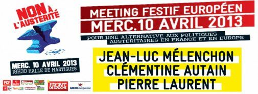 meeting 10 avril