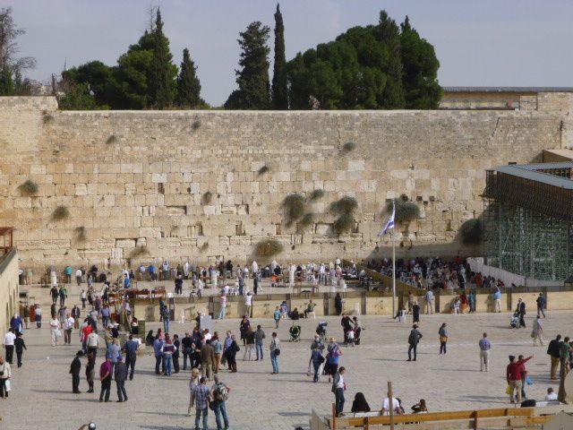 Jerusalem, capitale éternelle de l'état d'Israel