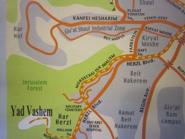 ISRAEL - JERUSALEM - Memorial de Yad Vashem