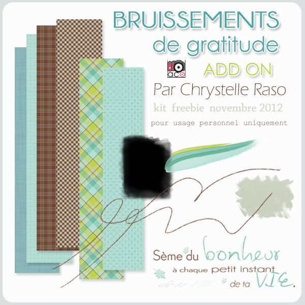 Chrystelle Raso PW add on bruissement gratitude ACO