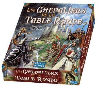 Panique camelot le blog sebolavit par seb - Liste des chevaliers de la table ronde ...