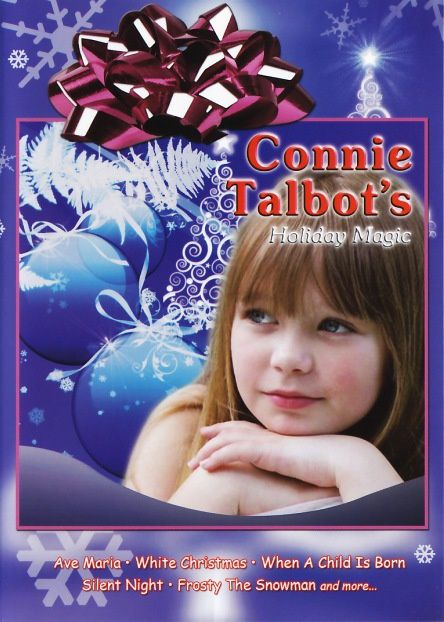 ConnieTalbotHolidayDVD