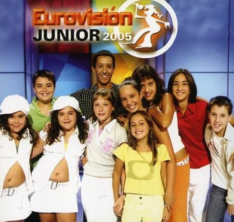 Eurovisi n junior 2005 kids vocal for Anahy jardin secret