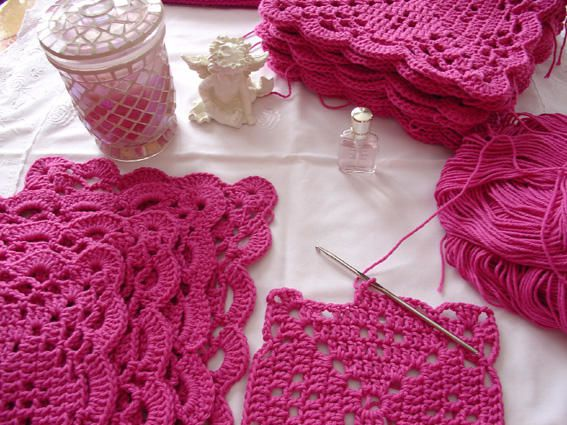 ����� ���� ������ ������ couverture_crochet_1