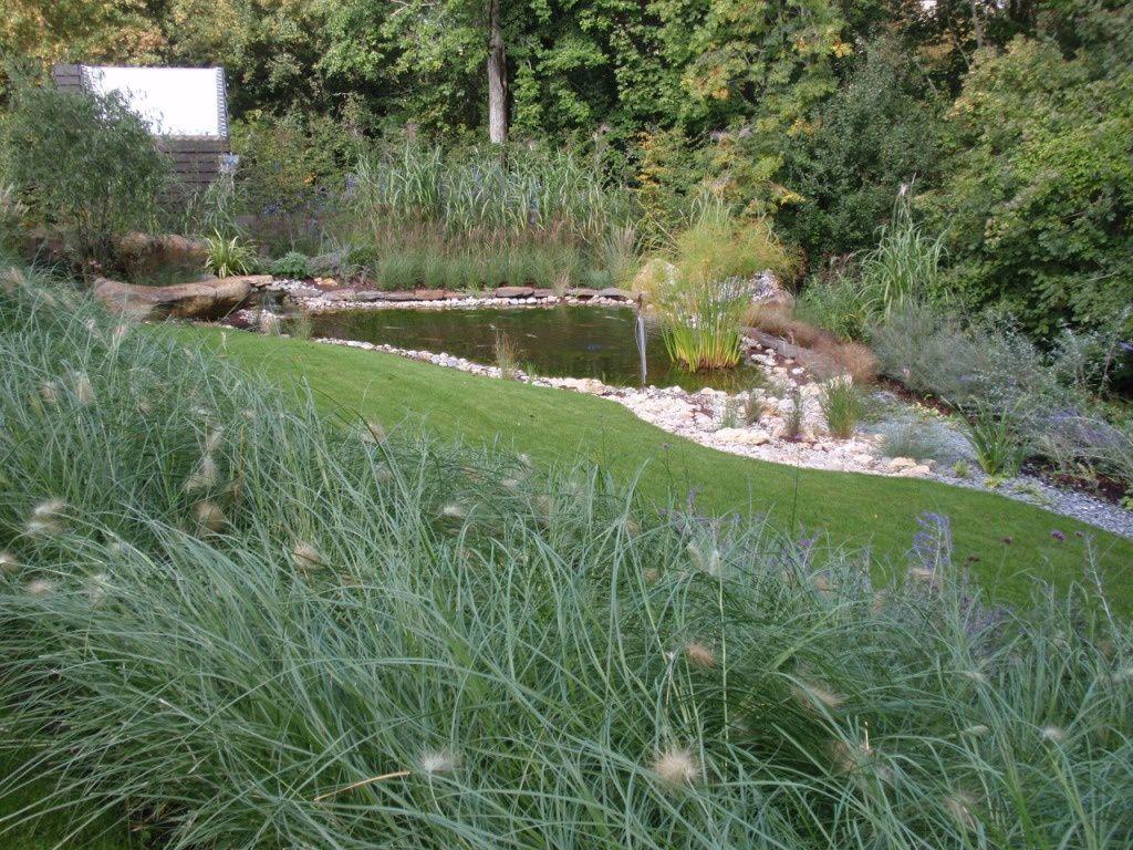 Le château, le parc et les jardins de Chaumont-sur-Loire, en octobre 2009