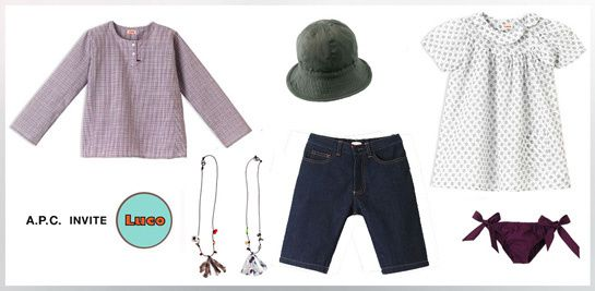 APC & LUCO Collection enfant