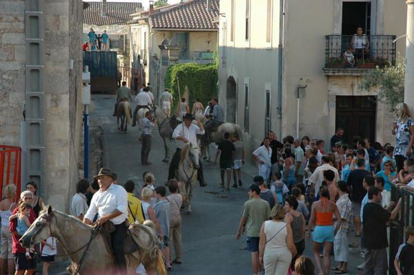 Village - la fête de Beaulieu -2006