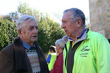 R.Molinié et L.Bruère - Photo J.Guégan
