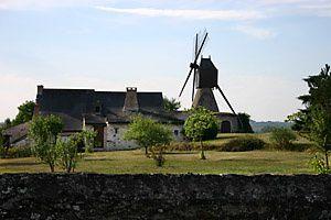 Moulin-vers-Savennieres - Photo J.Guégan