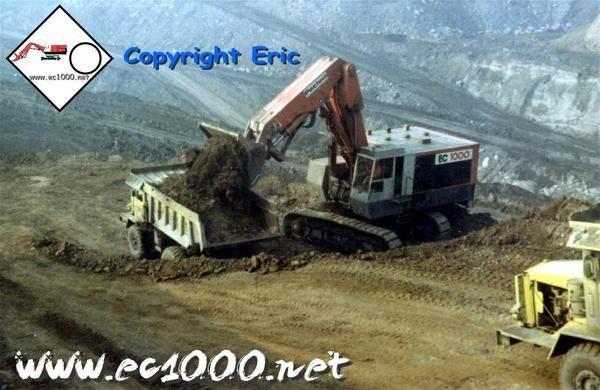 <p><strong><em>Photos de la HC300 et de la mythique EC1000</em></strong></p>