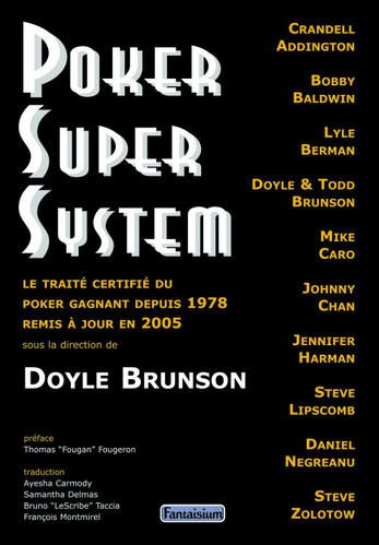 Poker Super Systeme