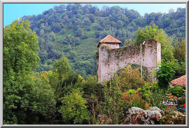 Anguleux était ce château fort