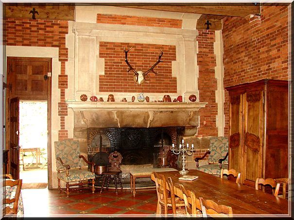 La cuisine du vieux logis