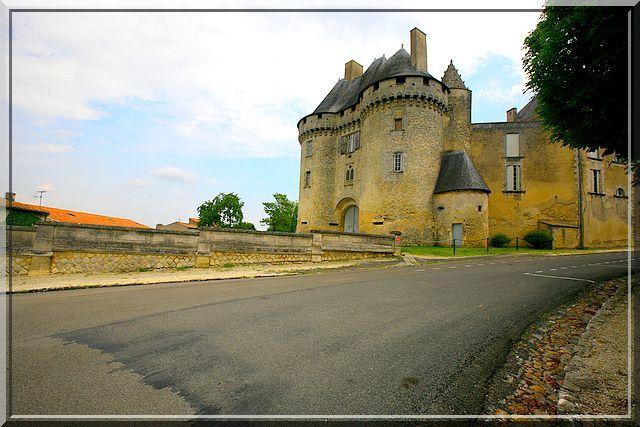 Quel régal ce château fort modernisé !
