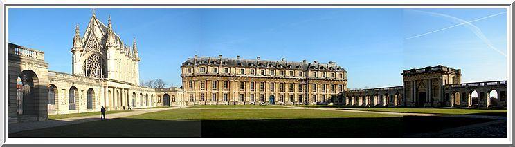 6 siècles d'architecture Royale, religieuse et militaire