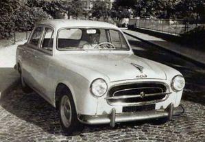"""Une auto plaisante, sans problème et """"Historique"""" pour la sérieuse marque au Lion..."""