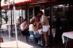 Café turc à Zagreb : à boire et à manger... Gulps !...