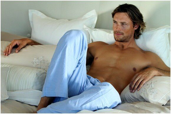 Gabriel Aubry Top Model Charisma Tony Duran