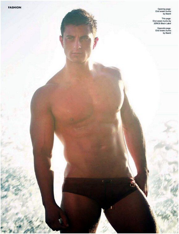 Eliot Johnson Hot Guy Bulge (2)