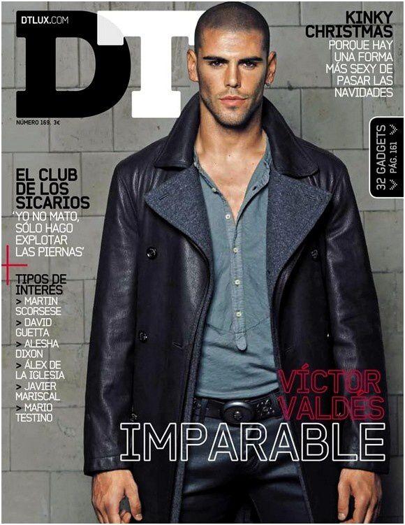 Victor Valdes DTlux Magazine (6)