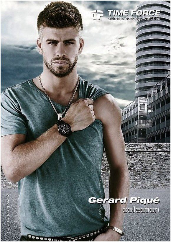 Gerard Pique Time Force (2)