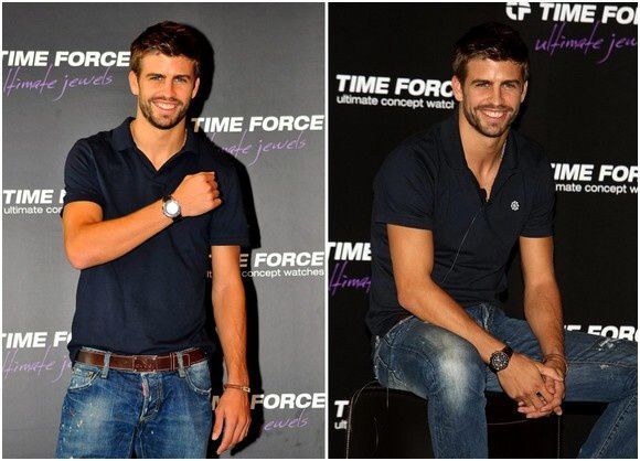 Gerard Pique Time Force (3)