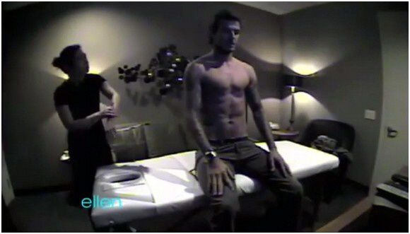 DavidBeckhma Shirtless (2)