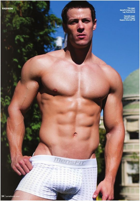 GUY BIG MUSCLE BULGE (5)