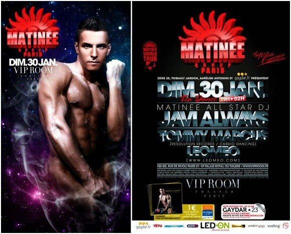 Matinee group paris