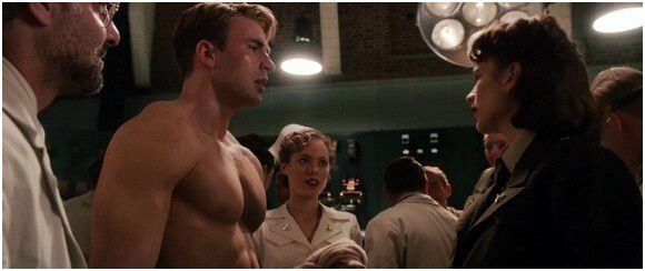 Chris Evans Captain America 10