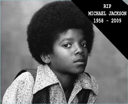 Michael Jackson, rest in peace!