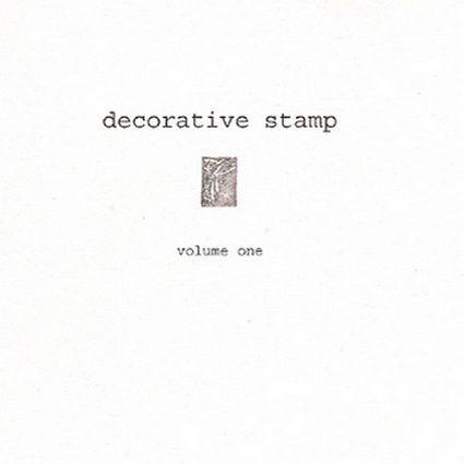 decorativestamp volumeone