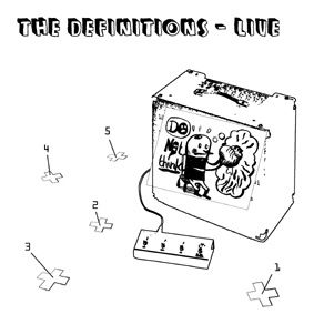 The Definitions - Live