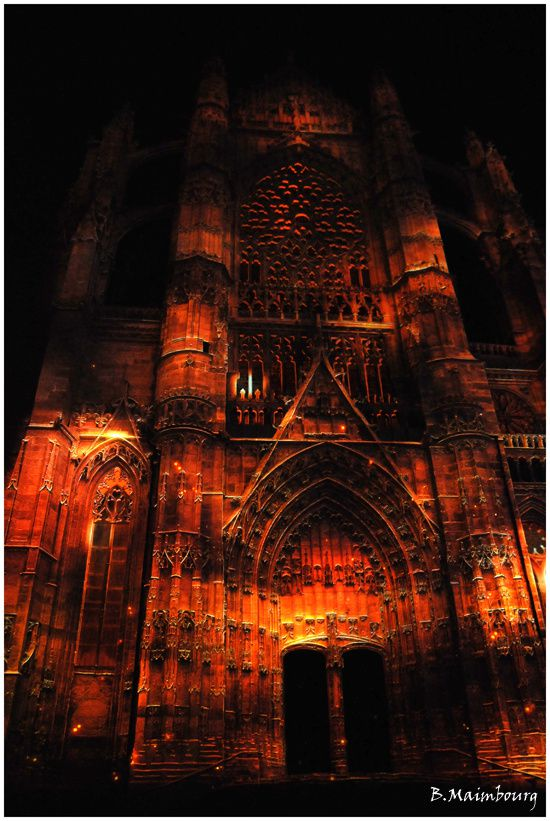 Beauvais-la cathedrale infinie-son et lumiere-3