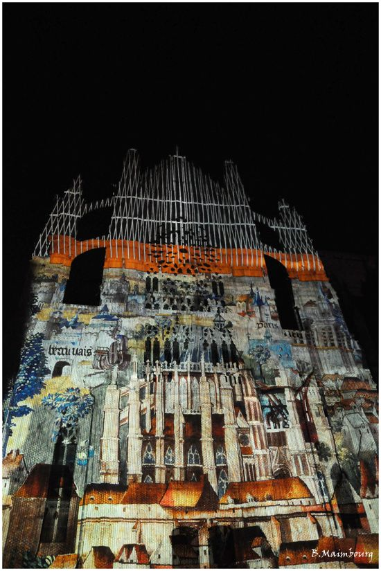 Beauvais-la cathedrale infinie-son et lumiere-4