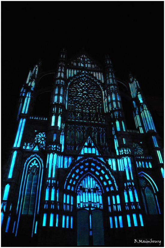 Beauvais-la cathedrale infinie-son et lumiere-6