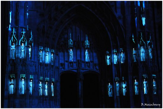 Beauvais-la cathedrale infinie-son et lumiere-7