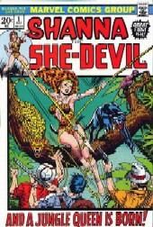 Shanna (1972) #1
