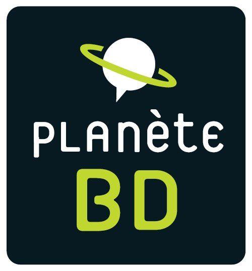 Logo Planète BD