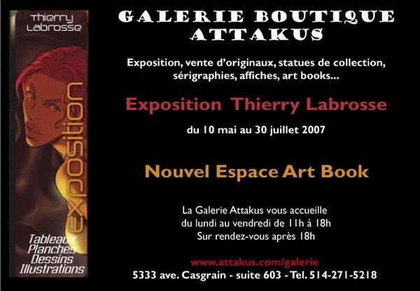Exposition Labrosse